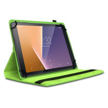 Tablet Schutzhülle Vodafone Tab Prime 6 / 7 360° drehbar Tasche Cover Case Etui  – Bild 15