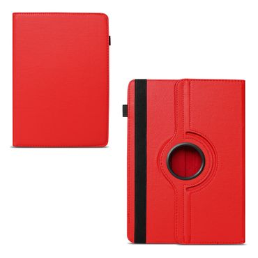 Tablet Schutzhülle Vodafone Tab Prime 6 / 7 360° drehbar Tasche Cover Case Etui  – Bild 13
