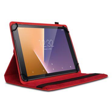 Tablet Schutzhülle Vodafone Tab Prime 6 / 7 360° drehbar Tasche Cover Case Etui  – Bild 9