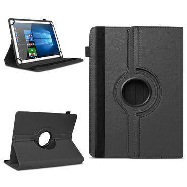 Tablet Tasche für 10 - 10.1 Zoll Hülle Cover 360° Drehbar Universal Schutz Case – Bild 2