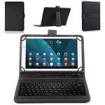 Huawei MediaPad 7 Youth Tastatur Tasche Keyboard Hülle Cover Schutzhülle Case 001