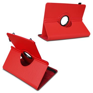 10 - 10.1 Zoll Tablet Tasche Hülle Cover 360° Drehbar Universal Schutz Case Etui – Bild 13