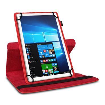 Tablet Hülle für 7 - 8 Zoll Tasche Schutzhülle Case Cover Universal 360° Drehbar – Bild 10