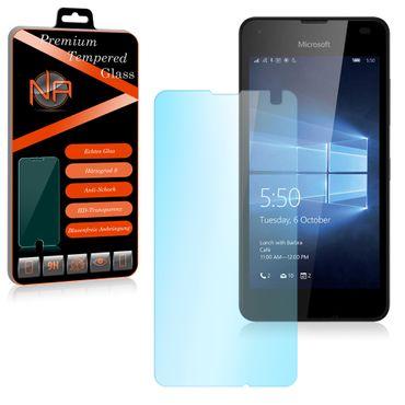 Schutzglas Glasfolie für Microsoft Lumia 550 Panzerfolie Schutzfolie Echt Glas – Bild 1
