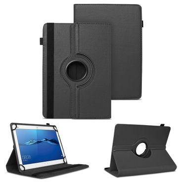Tablet Hülle Huawei MediaPad T1 T2 T3 10.0 Tasche Schutzhülle Case Cover Drehbar – Bild 2
