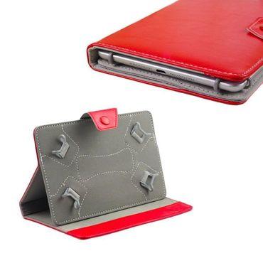 HP Pro Slate 8 Robuste Tablet Schutzhülle Universal Tablet-Tasche aus hochwertigem Kunstleder Tasche Hülle Standfunktion kombiniert Schutz und Design in 9 verschiedenen Farben Cover Case Universal Schutzhülle – Bild 14