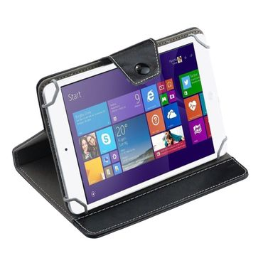 HP Pro Slate 8 Robuste Tablet Schutzhülle Universal Tablet-Tasche aus hochwertigem Kunstleder Tasche Hülle Standfunktion kombiniert Schutz und Design in 9 verschiedenen Farben Cover Case Universal Schutzhülle – Bild 3
