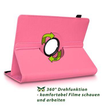 Tablet Schutz Hülle für JAY-tech XTE8D Tasche Schutzhülle Case Cover Drehabar – Bild 23