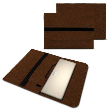 HP Elitebook 1030 1040 G1 G2 G3 G4 13,3-14 Zoll Tasche Hülle Filz Sleeve Schutzhülle Case Cover – Bild 20