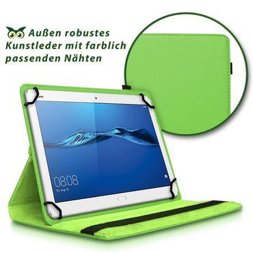 Huawei MediaPad T3 10.0 Tablet Hülle Tasche Schutzhülle Case Cover 360° Drehbar – Bild 15
