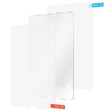 Displayschutz Panzerfolie für Samsung Galaxy Tab A6 10.1 2016 3x HD Schutzfolie  – Bild 7