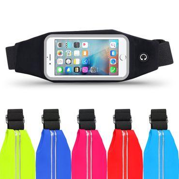 Bauchtasche Hüfttasche Apple iPhone 6s Plus Sport Waist Bag Handy Case Jogging  – Bild 1
