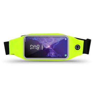 Handy Tasche Bauchtasche Hüfttasche Smartphone Sport Waist Hülle Case Jogging  – Bild 9