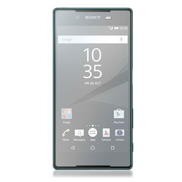 Sony Xperia Z5 Panzerfolie Glasfolie Slim Hülle Glas Displayschutz Schutzglas 9H – Bild 6