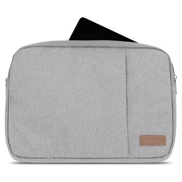 TrekStor SurfTab twin 11.6 Notebook Schutzhülle Tasche Cover Case Grau Tablet  – Bild 3