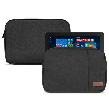 TrekStor SurfTab twin 11.6 Notebook Schutzhülle Tasche Cover Case Schwarz Tablet – Bild 1