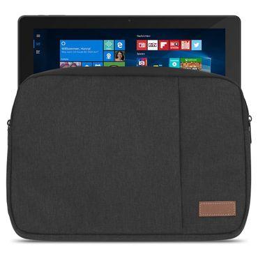 TrekStor SurfTab twin 11.6 Notebook Schutzhülle Tasche Cover Case Schwarz Tablet – Bild 2