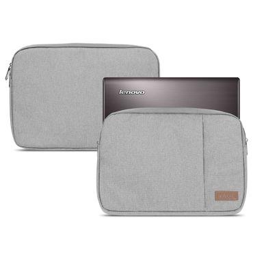 Laptop Tasche Sleeve für 12.5 - 13.3 Zoll Schutztasche Hülle Tablets Notebook Ultrabook Case Grau – Bild 1
