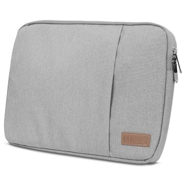 Laptop Tasche Sleeve für 12.5 - 13.3 Zoll Schutztasche Hülle Tablets Notebook Ultrabook Case Grau – Bild 5