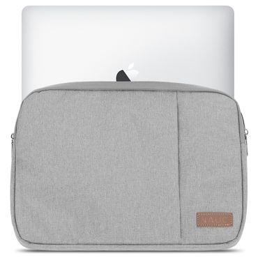 Apple MacBook 12 Notebook Hülle Laptop Schutz Tasche Sleeve Notebooktasche Grau – Bild 2