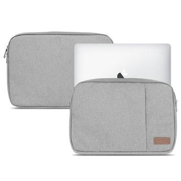 Apple MacBook Pro 13 Notebook Hülle Laptop Schutz Tasche Sleeve Notebooktasche Grau – Bild 1