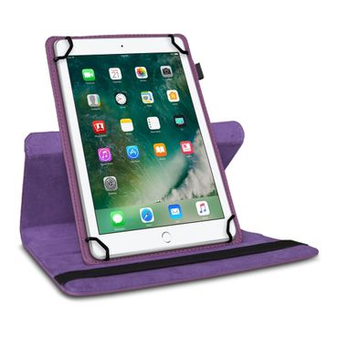 Tablet Hülle für Apple iPad 2017 2018 2019 Tasche Schutzhülle Case Cover Drehbar – Bild 22