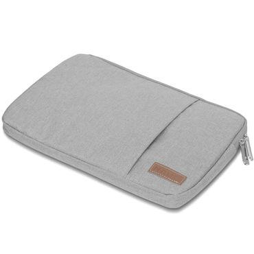 Medion Akoya E2228T Notebook Hülle Laptop Schutz Tasche Notebooktasche Grau Tablet – Bild 8