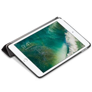 Tablet Hülle für Apple iPad 2017 Tasche Schwarz Cover Schutzhülle Smart Case – Bild 4