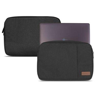 MP Man NT14 Notebook Schutz Hülle Tasche Cover Case Schwarz Tablet Laptop Nauc – Bild 1