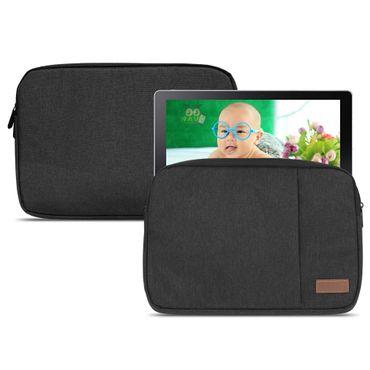 Samsung Galaxy Book 12 Notebook Schutz Hülle Tasche Cover Case Schwarz Tablet Laptop – Bild 1