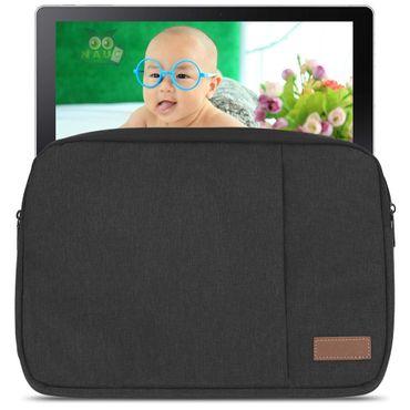 Samsung Galaxy Book 12 Notebook Schutz Hülle Tasche Cover Case Schwarz Tablet Laptop – Bild 2