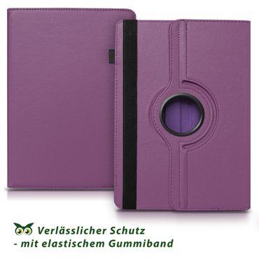 TrekStor Surftab breeze 10.1 quad 3G Tablet Hülle Tasche Case Cover 360° Drehbar – Bild 24