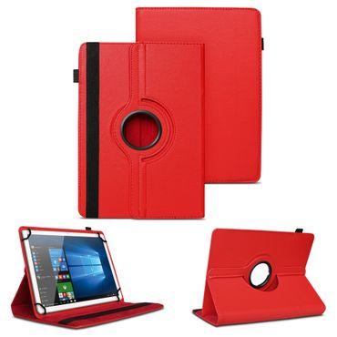 TrekStor Surftab breeze 10.1 quad 3G Tablet Hülle Tasche Case Cover 360° Drehbar – Bild 8