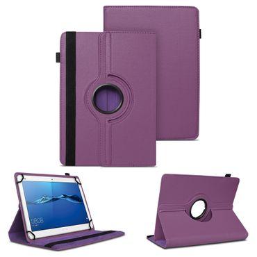 Huawei MediaPad M3 Lite 10 Tablet Hülle Tasche Schutzcase Cover 360° Drehbar Case NAUC – Bild 20
