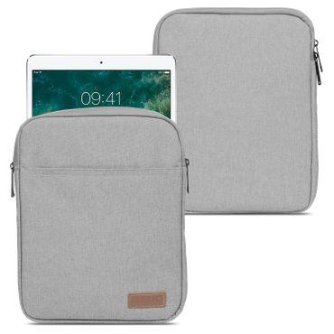Apple iPad Air / Air 2 / iPad Pro / Pro 2017 Tablet Hülle Tasche Schutzhülle Grau Sleeve Case Cover – Bild 1