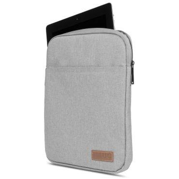 Medion Lifetab P10602 X10605 X10607 Hülle Tasche Schutzhülle Grau Case Cover  – Bild 5