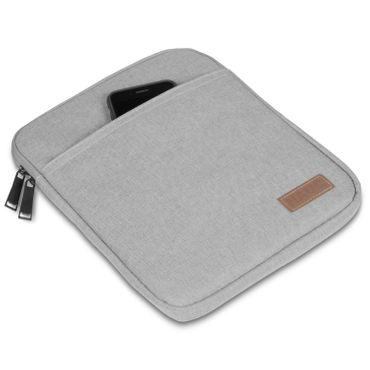 Medion Lifetab P10602 X10605 X10607 Hülle Tasche Schutzhülle Grau Case Cover  – Bild 7