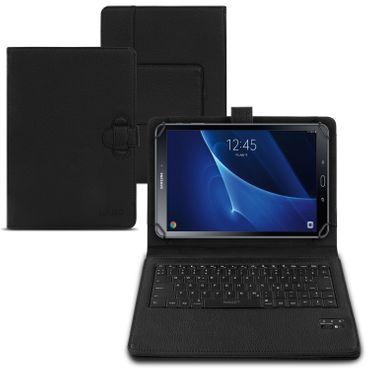 Bluetooth Tastatur Tasche Samsung Galaxy Tab A6 10.1 Tablet Hülle Schutzhülle  – Bild 1