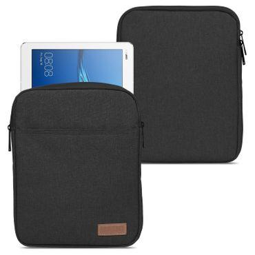 Huawei MediaPad T3 10 Tablet Hülle Tasche Schutzhülle Schwarz Sleeve Case Cover – Bild 1