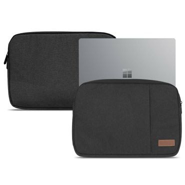 Tablet Hülle 10.1 - 12.2 Zoll Tasche Schutzhülle Schwarz Sleeve Case Notebook Cover – Bild 1