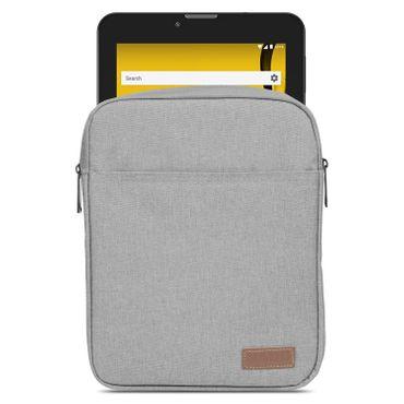 Kodak Tablet 10 Hülle Tasche Schutzhülle Grau Sleeve Case Schutz Cover Nauc Etui – Bild 2