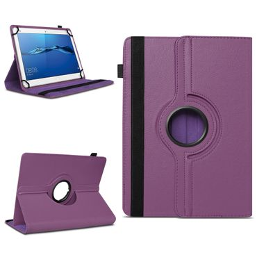 Huawei MediaPad T1 T2 T3 T5 10 Tablet Hülle Tasche Schutzhülle Case 360 Drehbar  – Bild 20
