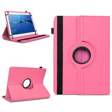 Huawei MediaPad T1 T2 T3 T5 10 Tablet Hülle Tasche Schutzhülle Case 360 Drehbar  – Bild 25