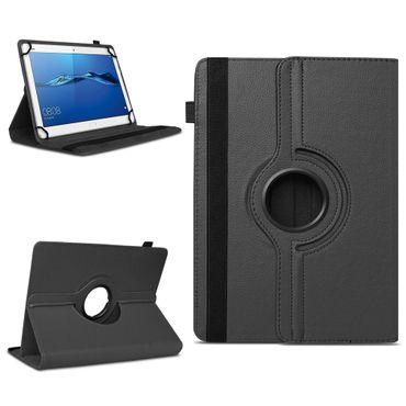 Huawei MediaPad T1 T2 T3 T5 10 Tablet Hülle Tasche Schutzhülle Case 360 Drehbar  – Bild 2