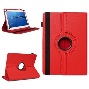 Huawei MediaPad M3 Lite 8.0 Tablet Hülle Tasche Schutzhülle Case Cover 360° Drehbar  – Bild 8