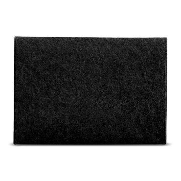 Huawei MediaPad M3 Lite 10 Tasche Grau Sleeve Hülle Tablet Filz Cover Schutzhülle Case – Bild 5