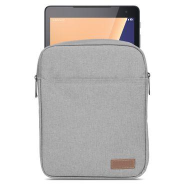 Vodafone Smart Tab N8 Tablet Hülle Tasche Schutzhülle Grau Sleeve Cover Case Bag – Bild 2