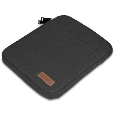 Tablet Tasche Apple iPad Pro 10.5 Hülle Schutzhülle Schwarz Sleeve Case Cover – Bild 6