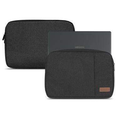 Medion Akoya E2218T Notebook Schutz Hülle Tasche Cover Case Schwarz Tablet Laptop – Bild 1