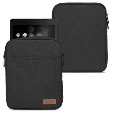 TrekStor Primetab P10 Tablet Hülle Tasche Schutzhülle Schwarz Sleeve Case Cover  – Bild 1